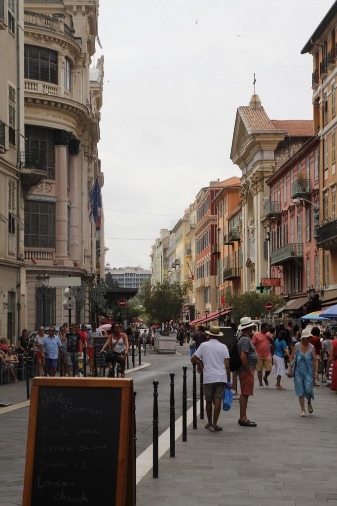 Eski Nice sokakları
