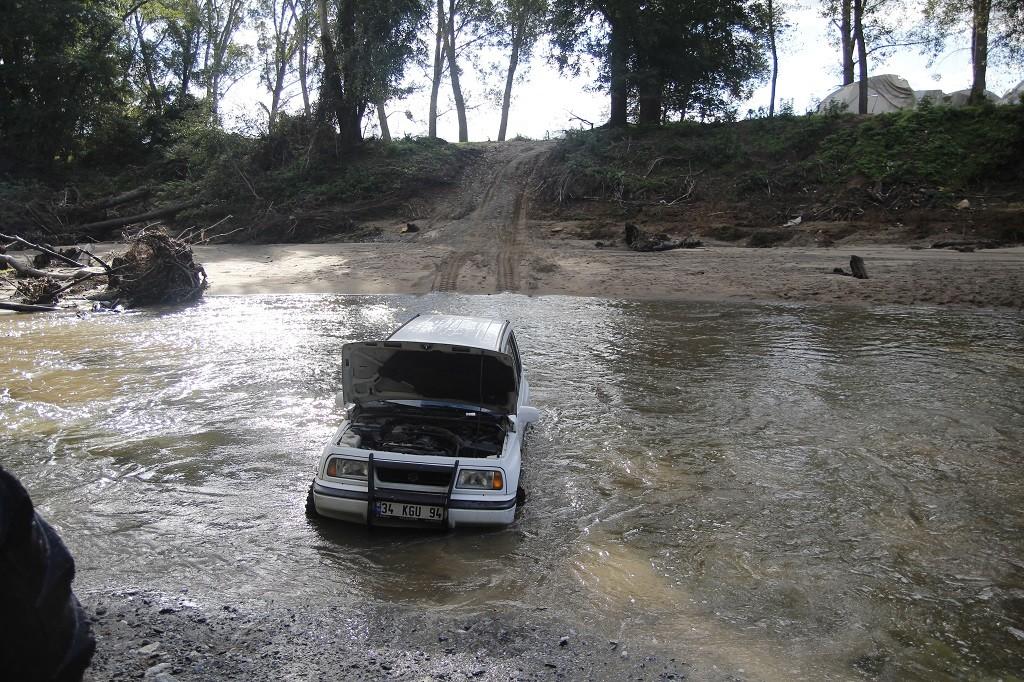 yeni-batık araba