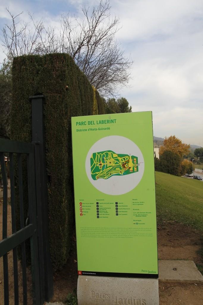 Parc del Laberint d'Horta (1)