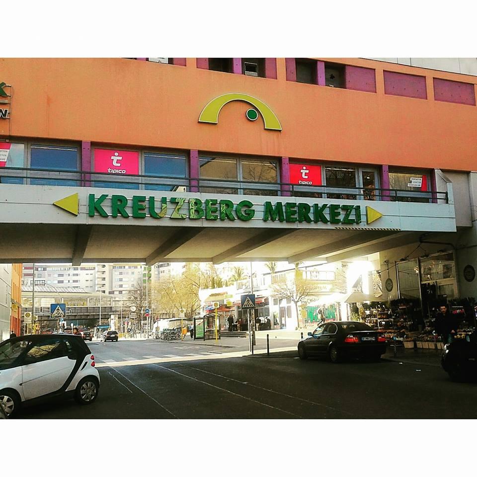 Kreuzberg Merkez